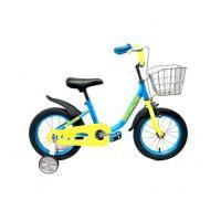 Детский велосипед Forward Barrio 16 2020 (голубой/желтый)