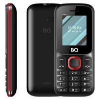 Мобильный телефон BQ-Mobile BQ-1848 Step+ (черный/красный)