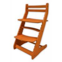 Стульчик для кормления Millwood Вырастайка-2 (оранжевый)