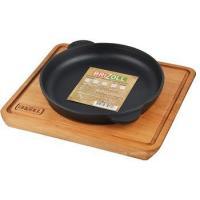 Сковорода Brizoll HoReCa 140x25 с подставкой