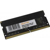 Оперативная память QUMO 4GB DDR4 SODIMM PC4-19200 QUM4S-4G2400C16