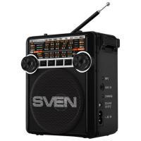 Радиоприемник SVEN SRP-355 (черный)