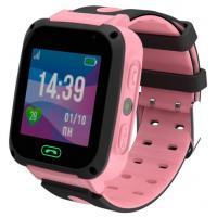 Умные часы JET Kid Connect (розовый)