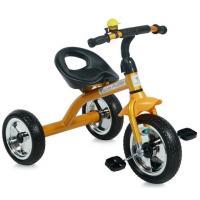 Детский велосипед Bertoni A28 (желтый)