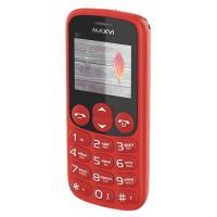 Мобильный телефон Maxvi B1 (красный)