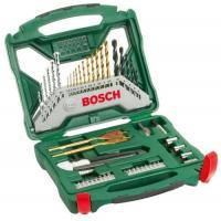 Универсальный набор инструментов Bosch Titanium X-Line 2607019327 50 предметов
