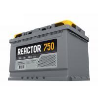 Автомобильный аккумулятор AKOM Реактор 6СТ-75 (75 А·ч)