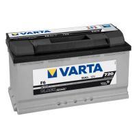 Автомобильный аккумулятор Varta Black Dynamic F6 590 122 072 (90 А/ч)