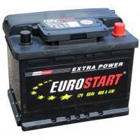 Автомобильный аккумулятор Eurostart Blue 6CT-60 (60 А/ч)