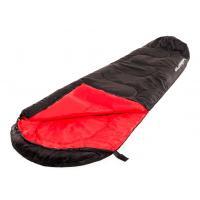 Спальный мешок Acamper Кокон 150г/м2 (черный/красный)