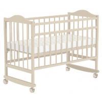 Классическая детская кроватка Фея 204 (бежевый) [0005512-04]