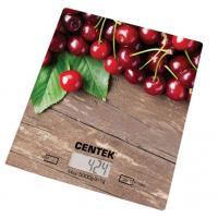 Кухонные весы CENTEK CT-2462 Вишня