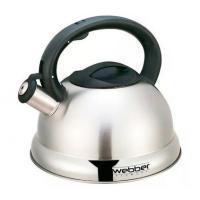 Чайник со свистком Webber BE-0547