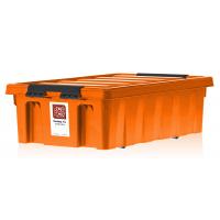 Ящик для инструментов Rox Box 35 литров (оранжевый)