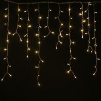 Бахрома Neon-night Айсикл бахрома теплый белый (255-016)