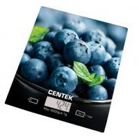 Кухонные весы CENTEK CT-2462 Голубика