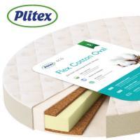 Матрас Плитекс Flex Cotton Oval 65x125 [ФК-01/3]
