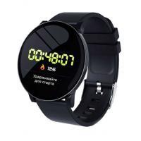 Умные часы Smarterra SmartLife UNO (черный)