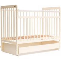 Классическая детская кроватка Bambini Euro Style М 01.10.05 (слоновая кость)