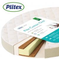 Матрас Плитекс Flex Cotton Oval 75x125 [ФК-01/4]