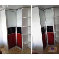 Угловой шкаф-купе спальню ТМШК-0006