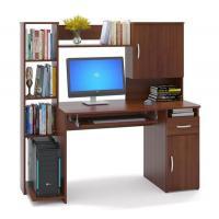Компьютерный стол Сокол КСТ-11.1 (испанский орех)
