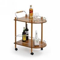 Сервировочный стол Halmar Bar-4 (бук)