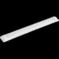 Ecola LED linear IP20 линейный светодиодный светильник (замена ЛПО) 36W 220V 4200K 1200x75x25 /25