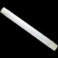 Ecola LED linear IP65 тонкий линейный светодиодный светильник (замена ЛПО) 20W 220V 6500K 650x60x30