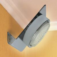 Ecola GX53-N82 светильник настенный угловой хром 52*130*111