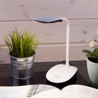 Светодиодная настольная лампа Eurosvet 90191/24 белый