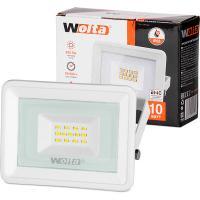 Прожектор cветодиодный WOLTA WFL-10W/06W белый 5500K 10 Вт SMD IP65 850 Лм 1/40