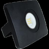 Прожектор светодиодный Ecola LED10,0W 220V 4200K IP65 черный JPQV10ELB