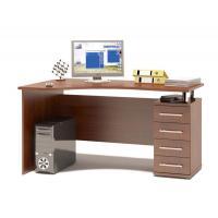 Компьютерный стол Сокол КСТ-104.1 правый (испанский орех)