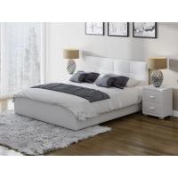 Кровать Ormatek Life 1 160x200 (основание ортопедическое, белый)