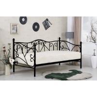 Кровать Halmar Sumatra 200x90 (черный)